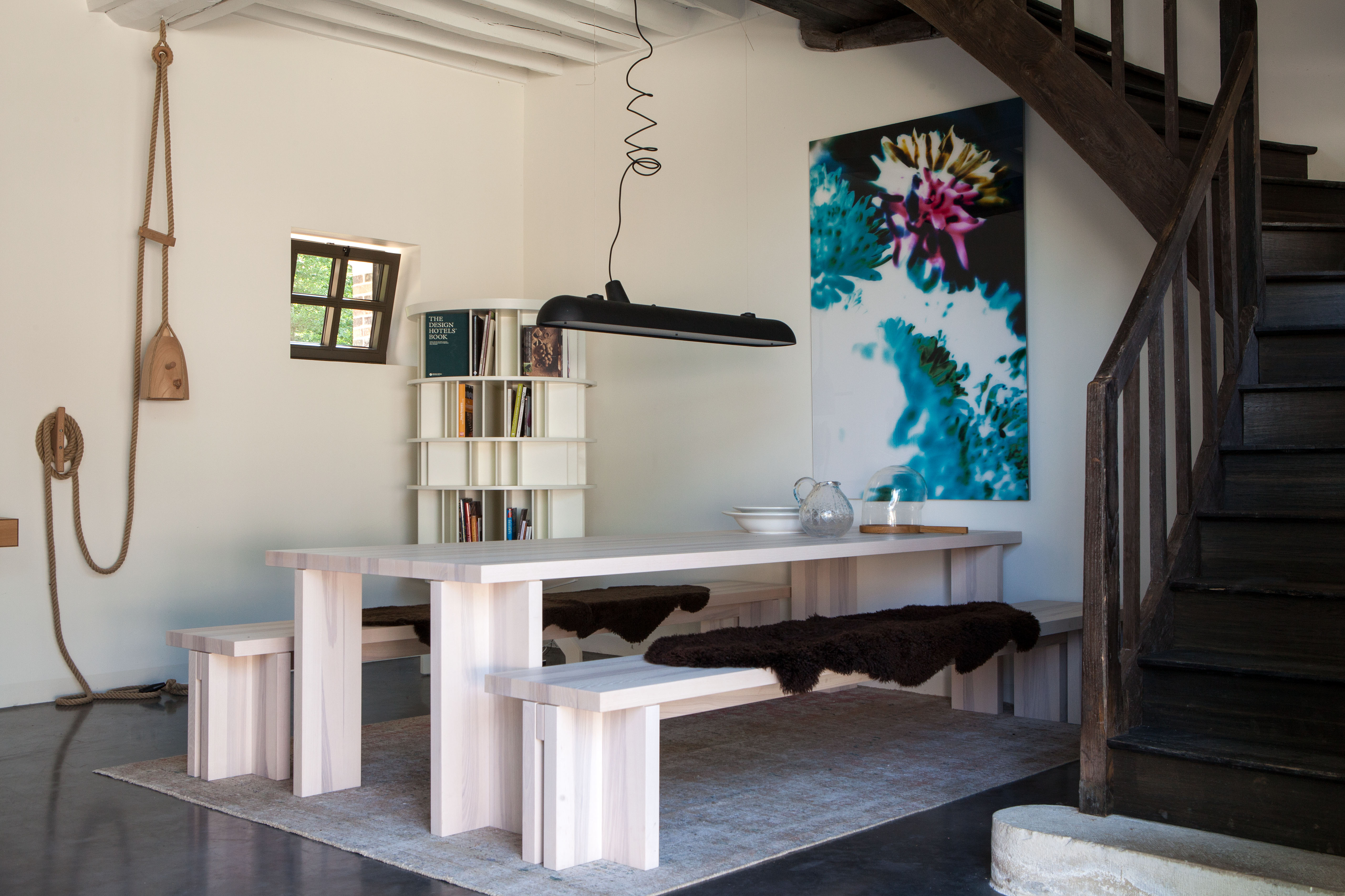 chefs table at ch teau de la resle ch teau de la resle. Black Bedroom Furniture Sets. Home Design Ideas
